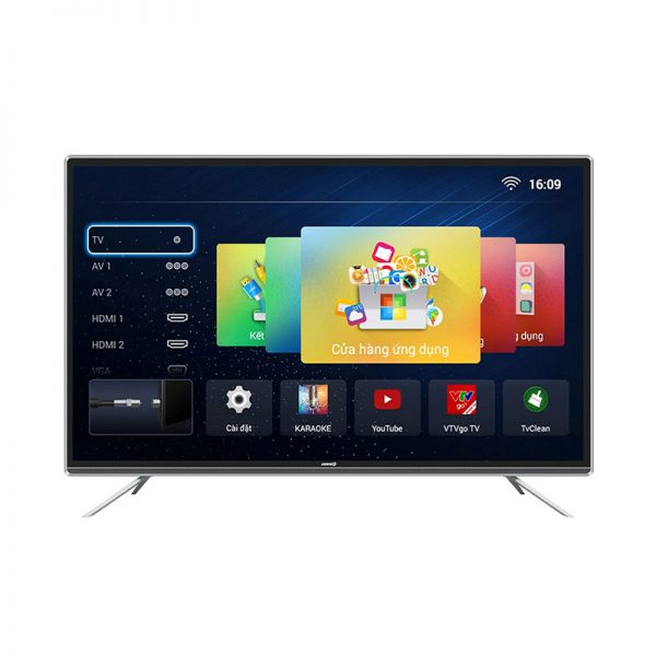 Smart Tivi Full HD 55 inch Asanzo 55AG800