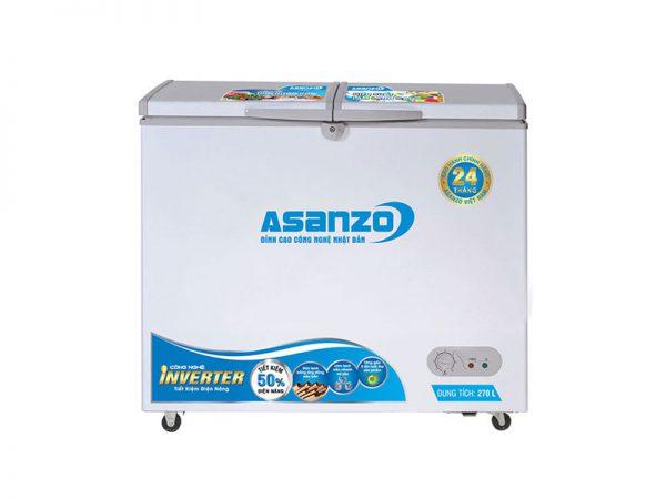 tủ đông asanzo as-4100r1