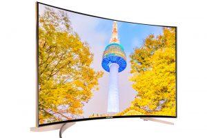 Smart Tivi Asanzo màn hình cong 55 inch SU55S6
