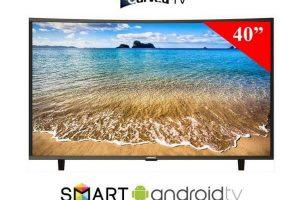 smart tivi màn hình cong