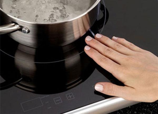 Sử dụng bếp hồng ngoại